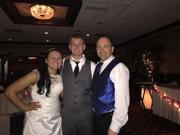 Tmx 1439320958971 03 20 15 Bg W Dj Joe Brighton, MI wedding dj