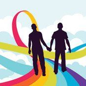 Tmx 1329773389625 Gaysillouetterainbowdesign Roselle Park wedding planner
