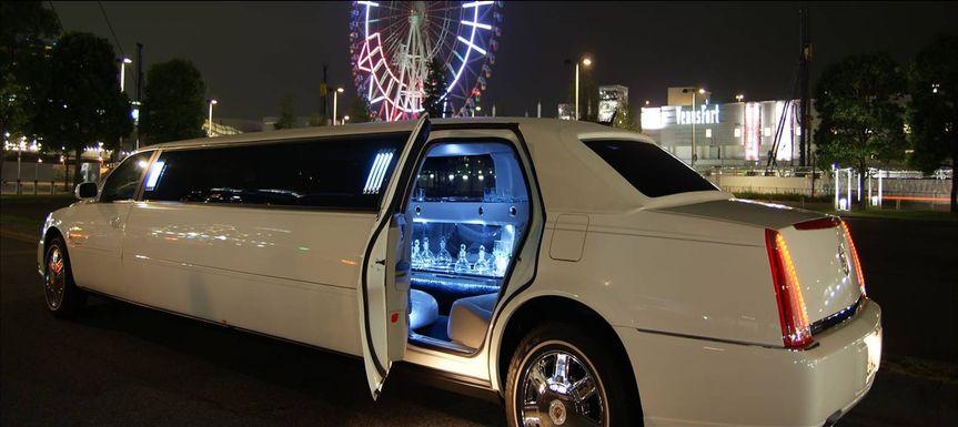 city limousine services