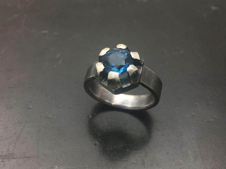 Tmx 1523642404 Af7cba1d073027cf 1523642402 D95cebb2f7bc8bce 1523642378278 3 NBr2topaz Charlottesville, VA wedding jewelry