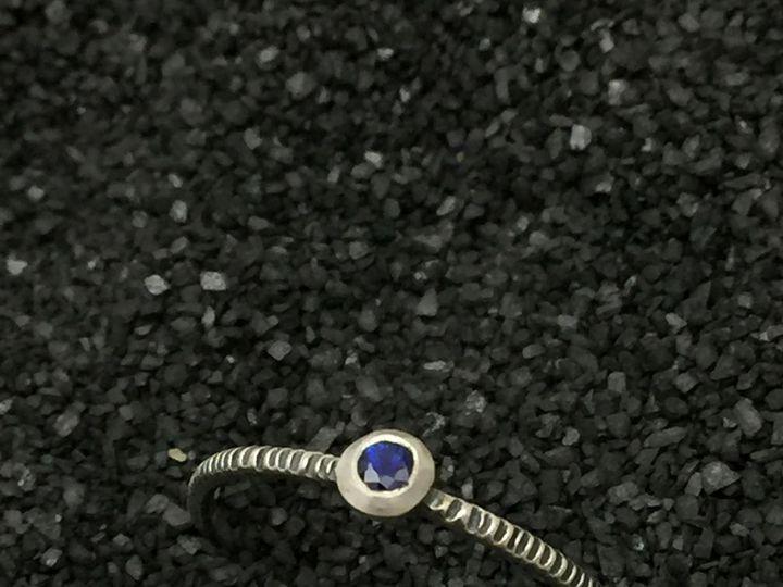 Tmx 1523642418 3431a848daa12009 1523642403 28478ca49f49fc46 1523642378281 9 StoneStackBlueSapp Charlottesville, VA wedding jewelry