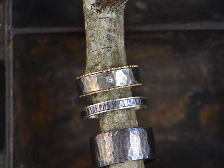 Tmx 1523642431 9c2d3c9cf605173a 1523642430 6c16a1d1ffb92ef5 1523642378292 24 Thumb Poster Ring Charlottesville, VA wedding jewelry