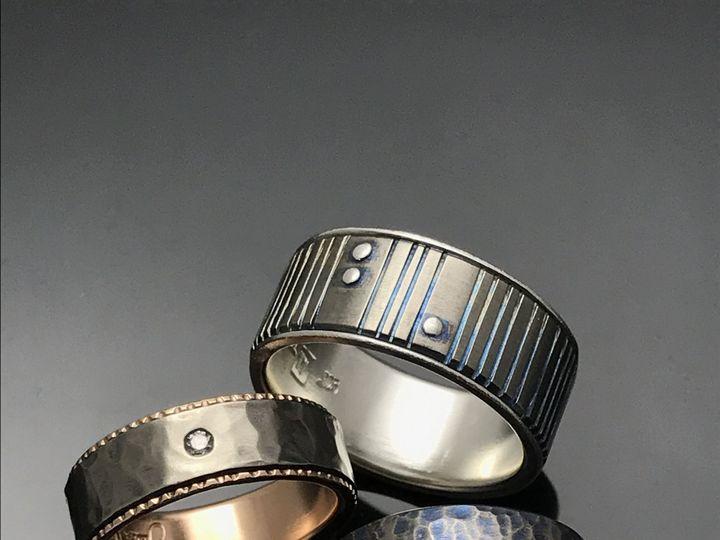 Tmx 1523642435 2876c0ab4554f6b3 1523642430 5266e9915639e437 1523642378293 25 Ti Bands Charlottesville, VA wedding jewelry