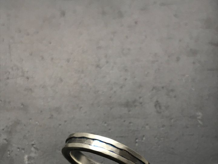 Tmx 1523642435 91763ebd4c5712de 1523642431 51e7c5025038dcb7 1523642378293 26 Ti Thin Charlottesville, VA wedding jewelry