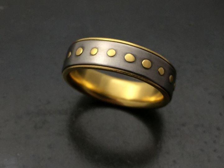 Tmx 1523642435 9d0ce95d34415703 1523642431 4a1eaa9196bab237 1523642378295 29 TiR14 Charlottesville, VA wedding jewelry