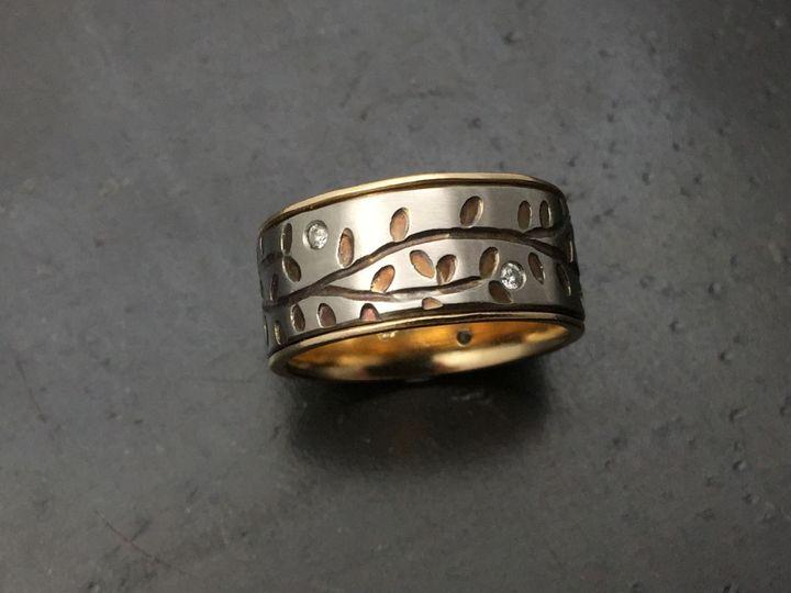 Tmx 1523642435 Fd507e98658dc5af 1523642432 Bd5e3c48a8aa93c0 1523642378296 31 TiR25wide Charlottesville, VA wedding jewelry