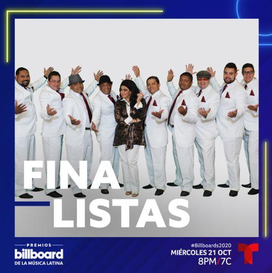 2020 Billboard Finalist