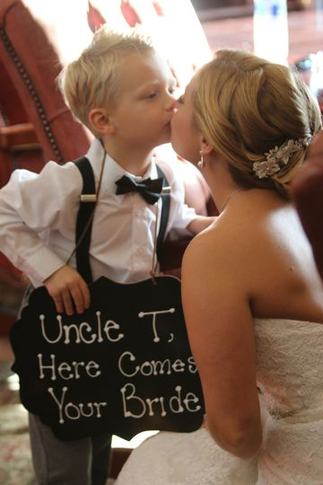 Say Hello to the Ring Bearer