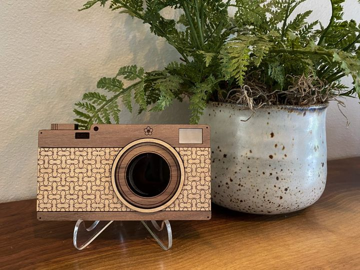 FMK Vintage Camera Front
