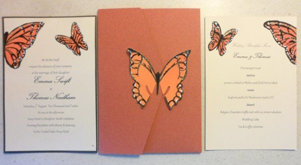 Butterfly Flutterby - Enchanted Collection