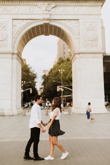 New York City Engagements