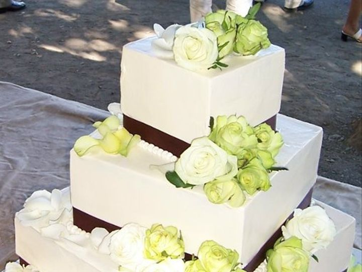 Tmx 1213844513168 NovatoRose Petaluma wedding cake