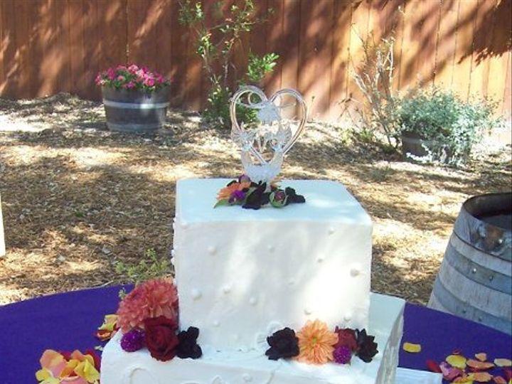 Tmx 1213844947231 SonomaFall Petaluma wedding cake