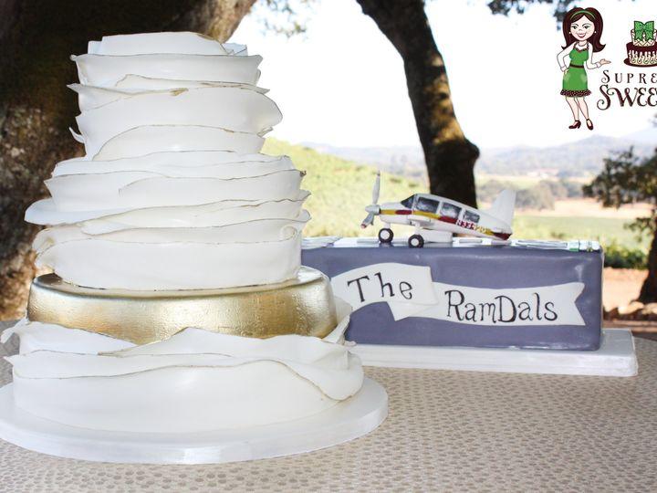 Tmx 1444091250743 Img6357 Logo Petaluma wedding cake