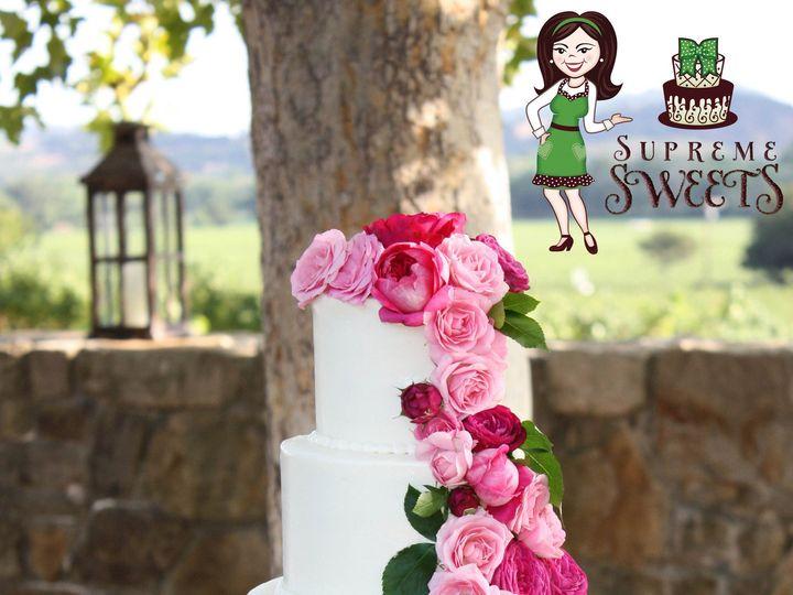 Tmx 1444091300029 Img6257 W Logo Petaluma wedding cake