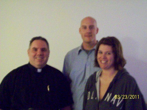 Tmx 1311929189449 BrockandMelissa03232011wedding020 Schenectady wedding officiant
