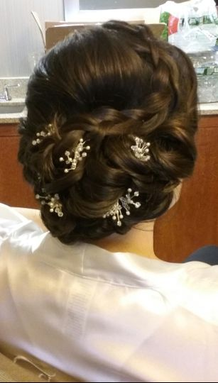 bride side updo3