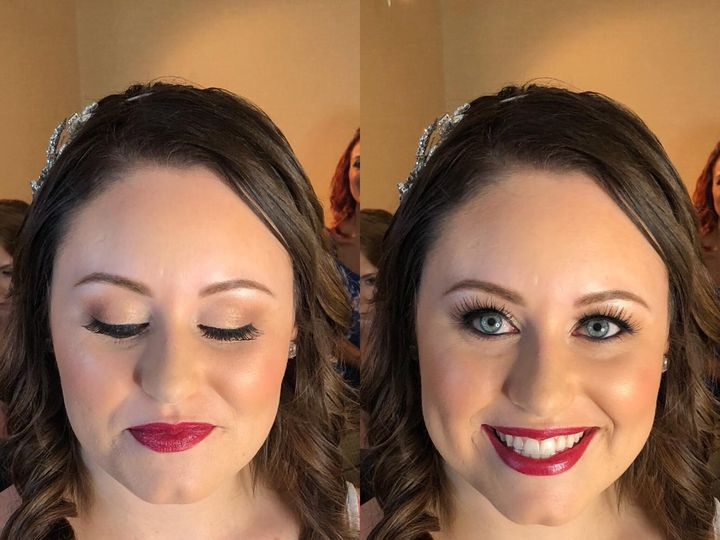 Tmx Bridal Hair And Makeup 51 542489 V1 Saddle Brook, NJ wedding beauty