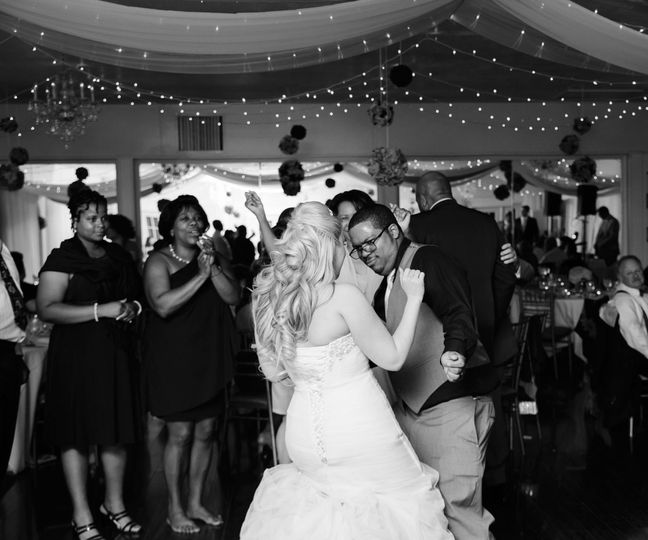 Sanchez wedding Reception