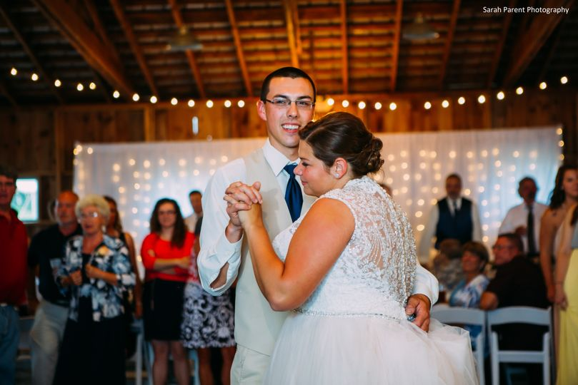 First dance to remember