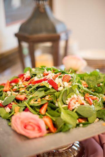 Vegetable salaf