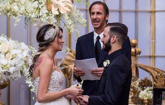 Elegant OC Wedding
