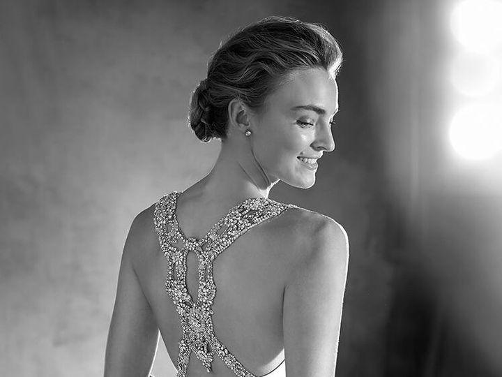 Tmx 1468423319897 Atelier Pronovias  Emmett Back West Des Moines wedding dress