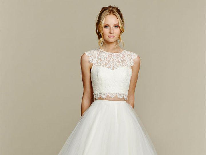 Tmx 1468423803417 Blush  1553 West Des Moines wedding dress