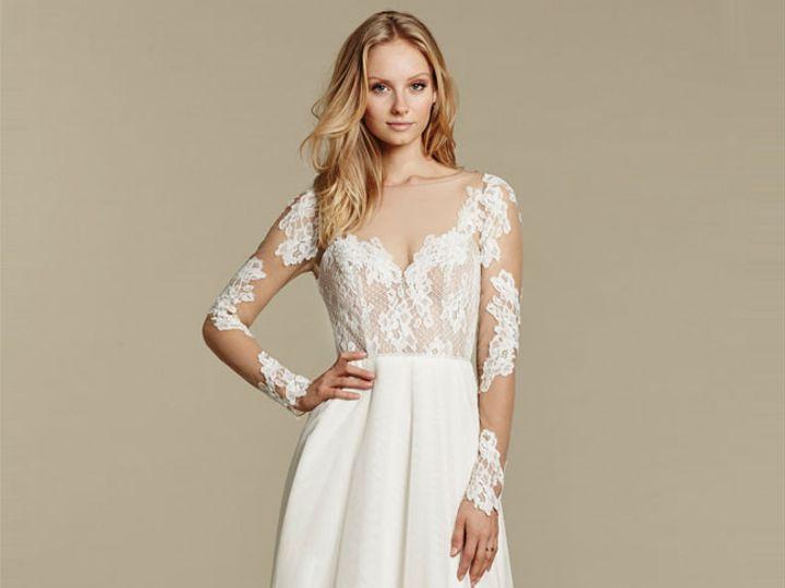 Tmx 1468423803465 Blush  1604 Ginger West Des Moines wedding dress