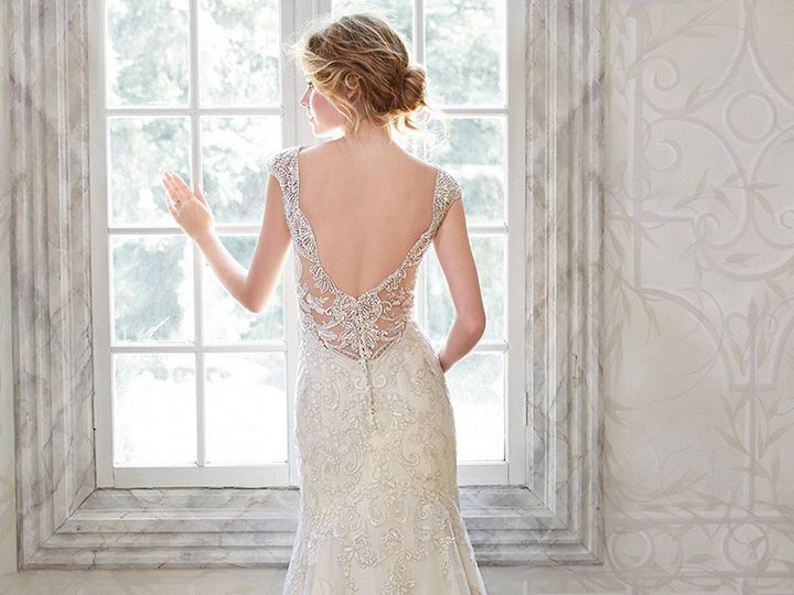 Tmx 1468423865305 Maggie Sottero  Elison Back West Des Moines wedding dress