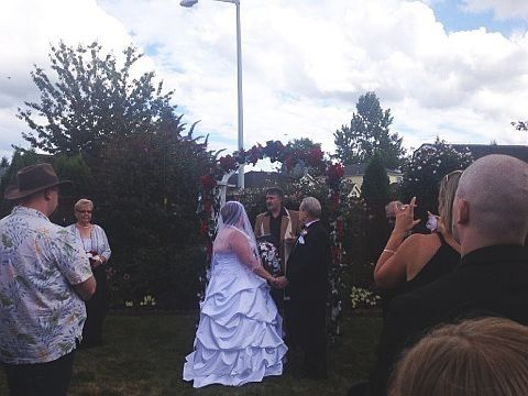 Tmx 1383868669760 Welcom Monroe wedding officiant