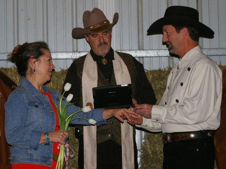 Tmx 1385334590569 Put A Ring On I Monroe wedding officiant