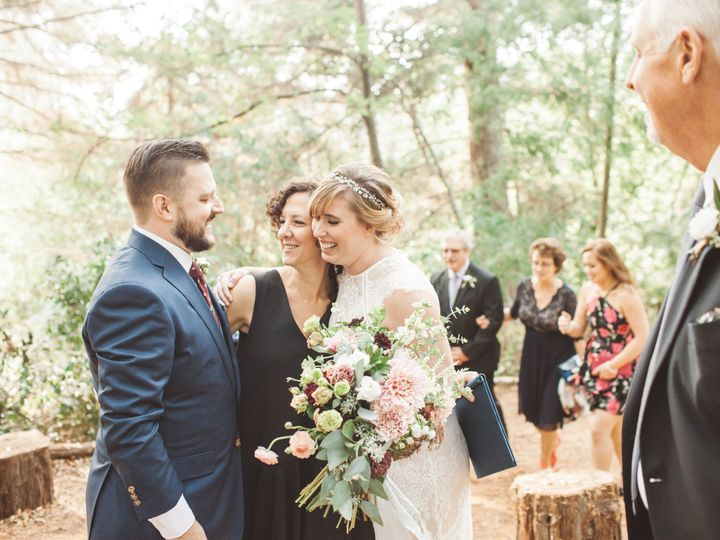 Tmx 1512093920624 Post Ceremony Hug Santa Cruz, CA wedding officiant