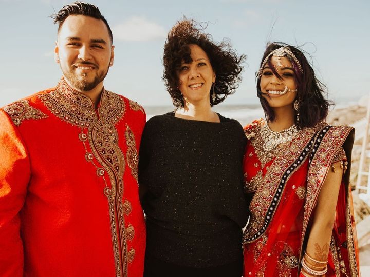 Tmx Hindu Mexican Wedding Ceremony 51 765489 1566148162 Santa Cruz, CA wedding officiant