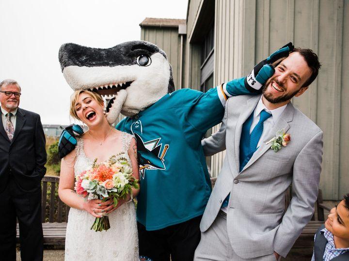 Tmx Sharks Mascot 51 765489 1566109477 Santa Cruz, CA wedding officiant