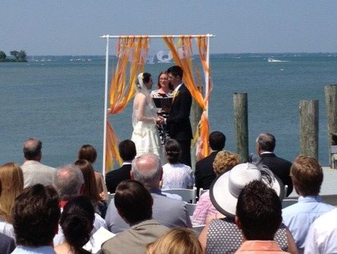 Tmx 1373392729262 20130623tracy Jarrod 08 2 Dexter, MI wedding officiant