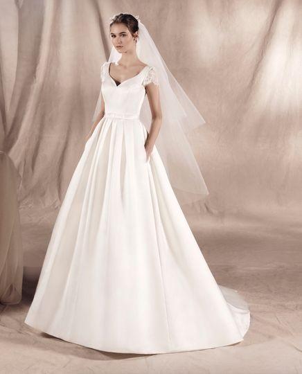 Paige and Elliott - Dress & Attire - Huntersville, NC - WeddingWire