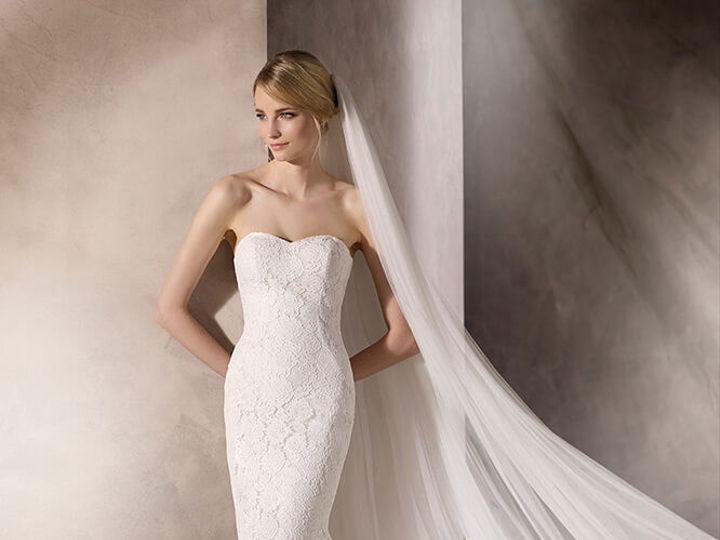 Tmx 1478192483247 Hadaneb Huntersville wedding dress