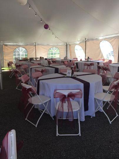 Burton Wedding Reception