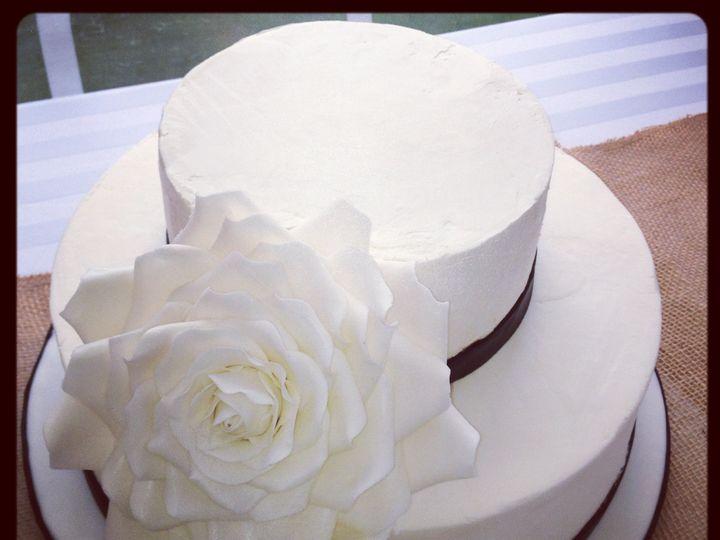 Tmx 1463961756222 Bw Wedding Cake Bothell wedding cake