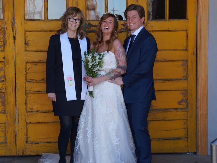 Tmx 1469488960490 Blakeandshanathestandard Knoxville, Tennessee wedding officiant