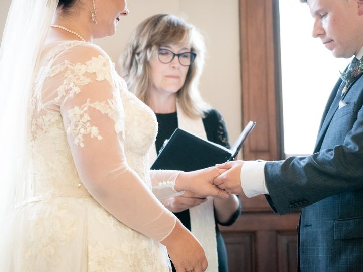 Tmx Ceremony 35 51 767489 1566962132 Knoxville, Tennessee wedding officiant