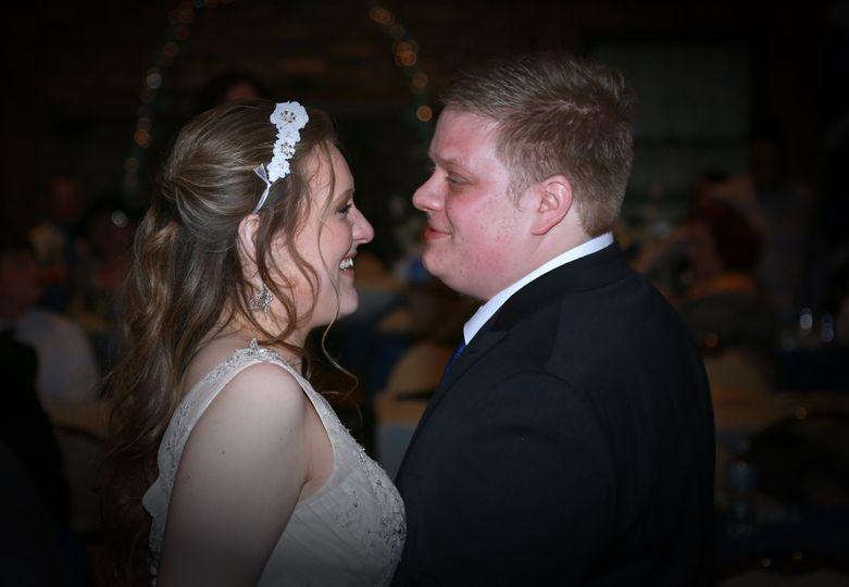 Pearson Park Winter Wedding