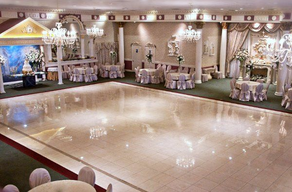We have the LARGEST dance floor in the New Orleans area!