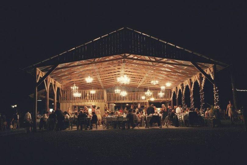 Sweet Seasons Farm Event Barn - Venue - Valley Head, AL ...