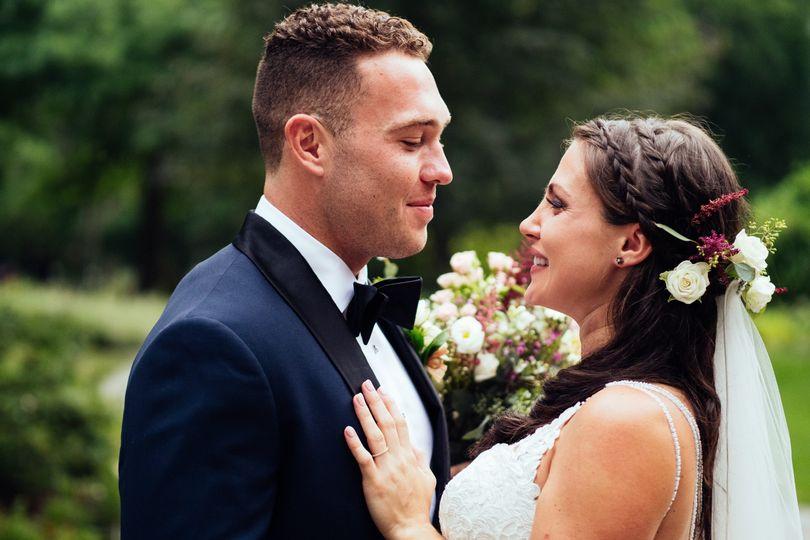 The happy couple - Herring Photography