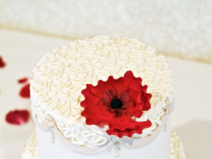 Tmx 1400172476505 Img231 Olympia wedding cake