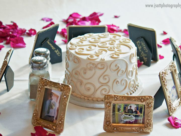 Tmx 1400172539949 Img238 Olympia wedding cake