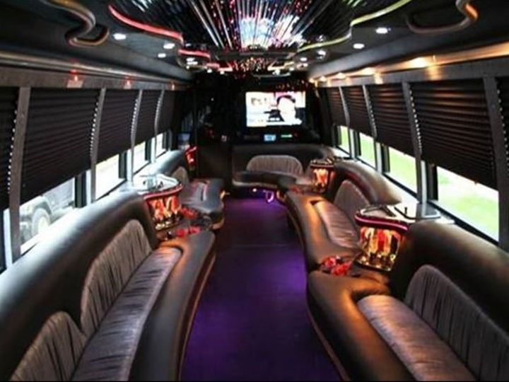 Tmx Capture 30 Pass Party Bus Interior 51 1029489 Boonton, New Jersey wedding transportation