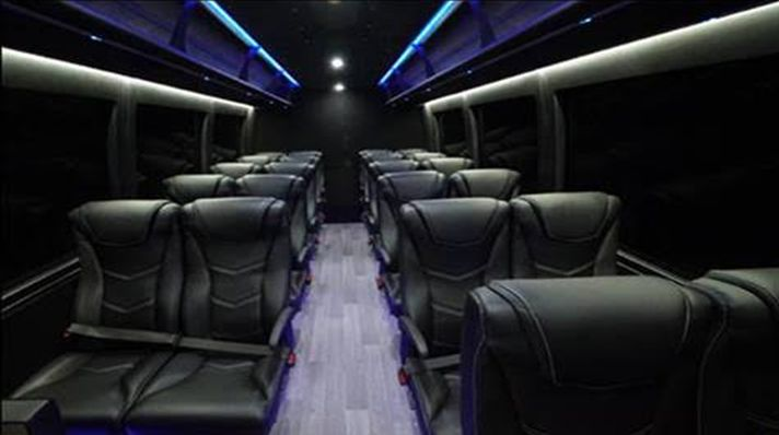 Tmx Capture Mini Bus Interior 51 1029489 V1 Boonton, New Jersey wedding transportation